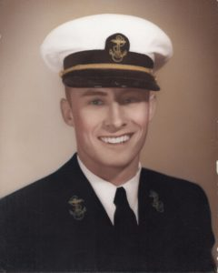 A picture of cadet Roger